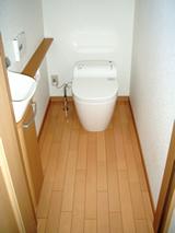 トイレまるごとリフォームパック